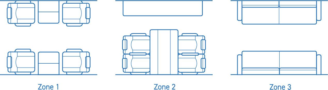 aircraft floorplan